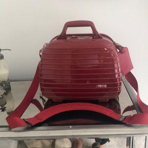 Rimowa travel makeup bag